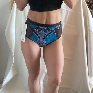 Lululemon Salty Swim High Waist *Size 4* AUD